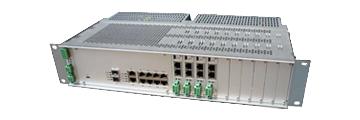 MiniFlex SHDSL FO DSLAM